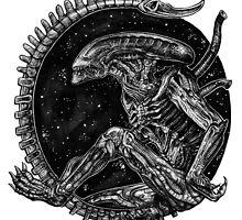 Alien by Squishysquid