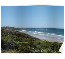 Pippie Beach Poster