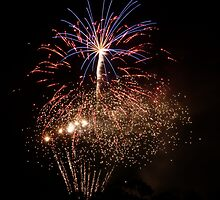 Bunnings fireworks by PhotosByG