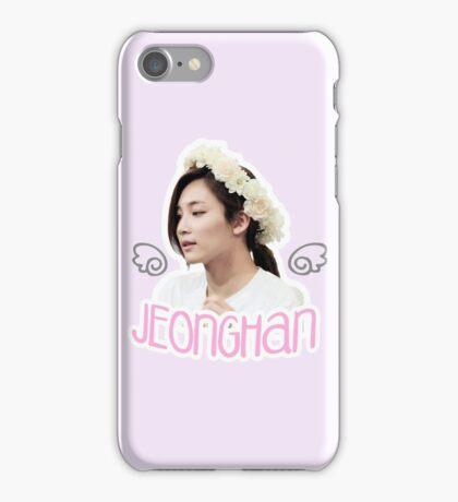 Angel Jeonghan iPhone Case/Skin