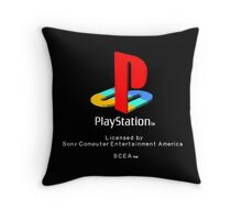 Play Station Throw Pillow