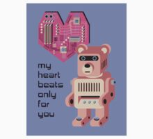 Sweet Little Bear Greeting Card!!! Kids Clothes