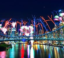 Riverfire by Adrian Alford Photography
