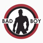 Bad Boy Silohuette Red by BadBehaviour