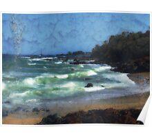 Ancient Coast... Poster