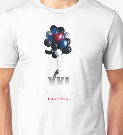 XXI Inquisition 2013 Unisex T-Shirt