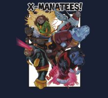 X-Manatees! SALE! by jomiha