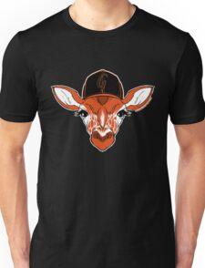 Belt Giraffe (2013 Edition) Unisex T-Shirt
