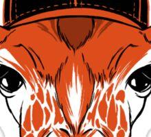 Belt Giraffe (2013 Edition) Sticker