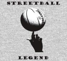Streetball Legend by samohtbackwards