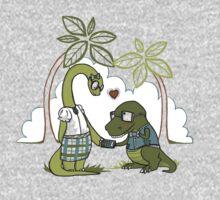 DiNERDsaur Love Kids Clothes