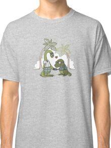 DiNERDsaur Love Classic T-Shirt