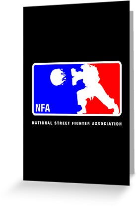 National Street Figher Association (NFA) by Royal Bros Art