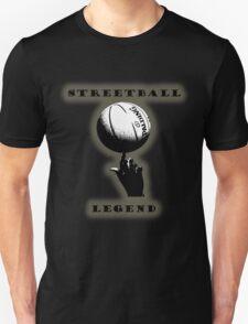 Streetball Legend - outline T-Shirt