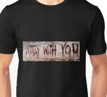 Walking Dead - Away With You Unisex T-Shirt