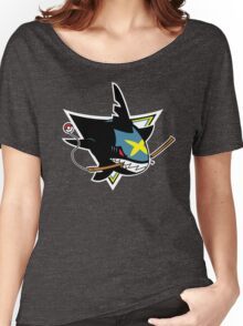 Mossdeep Sharpedos Women's Relaxed Fit T-Shirt