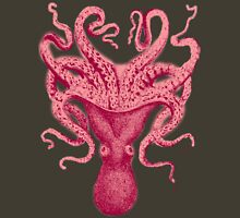 Octopus Kraken Squid Unisex T-Shirt