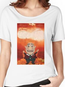 Bums Away Women's Relaxed Fit T-Shirt