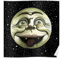 Rad Moon Rising Poster