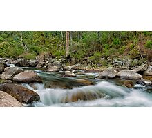Rocks & Rapids Photographic Print