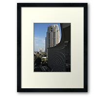 From my room Framed Print