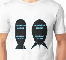 ANTI NUCLEAR Unisex T-Shirt