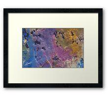 Planet X4 Framed Print