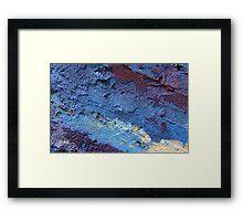 Planet X3 Framed Print