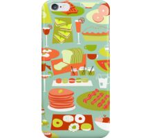 Big Breakfast iPhone Case/Skin