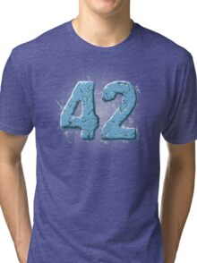 42 ice Tri-blend T-Shirt