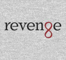 Revenge T-shirt/Sticker by LostKittenClub