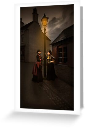 Lamp Light Ladies by Patricia Jacobs CPAGB LRPS BPE3