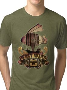 West Wind Trading Company. Tri-blend T-Shirt