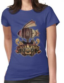 West Wind Trading Company. Womens Fitted T-Shirt