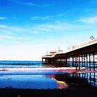 Cromer Pier  by Vincent J. Newman