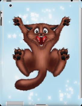 Screammmmm .. iPad case by LoneAngel