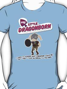 My Little Dragonborn T-Shirt