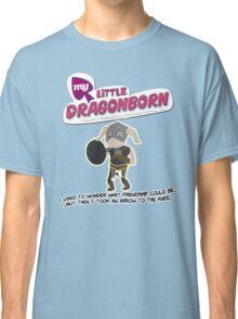 My Little Dragonborn Classic T-Shirt