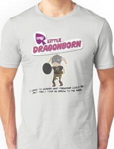 My Little Dragonborn Unisex T-Shirt