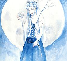Cold Moon by Neely Stewart