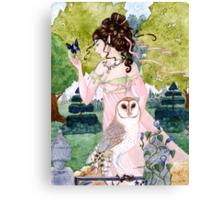 Titania Canvas Print