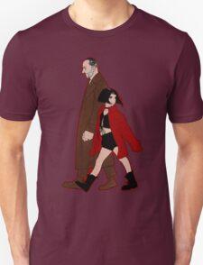 Leon the Professional + Mathilda T-Shirt