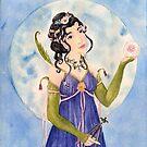Flower Moon by Neely Stewart
