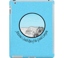 A GRAND Canyon sketch iPad Case/Skin