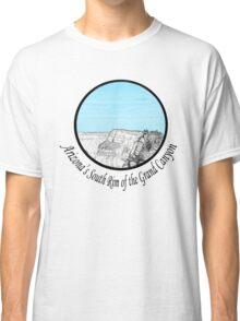 A GRAND Canyon sketch Classic T-Shirt