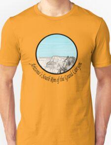A GRAND Canyon sketch T-Shirt