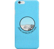 A GRAND Canyon sketch iPhone Case/Skin