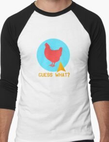Guess What? Chicken Butt Funny T-Shirt