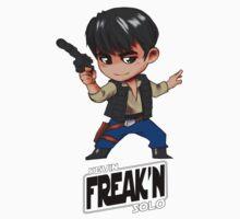 Kevin Freak'n Solo by radiantgrey
