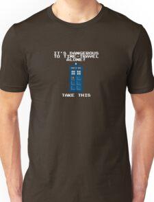 Legend of Zelda Meme Doctor Who Mash up Unisex T-Shirt